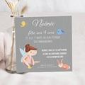 Invitations Anniversaire Garçon - Fête féerique 44181 thumb