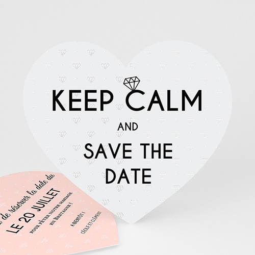 Save-The-Date - Mariage Soon 44360