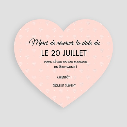 Save-The-Date - Mariage Soon 44361 preview