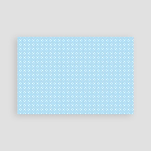 Faire-Part Naissance Garçon - Carte Identité 44416 thumb