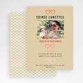 Invitation Anniversaire Adulte - Soirée Lunettes 44493 thumb