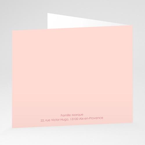 Faire-Part Naissance Fille - Lettre Express 44618 thumb