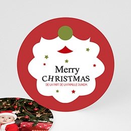 Voeux Noël Barbe de Noel