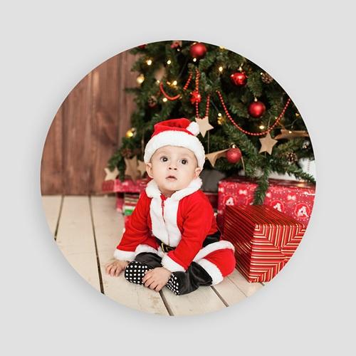 Carte Noël Merry Christmas Barbe du Père Noel pas cher