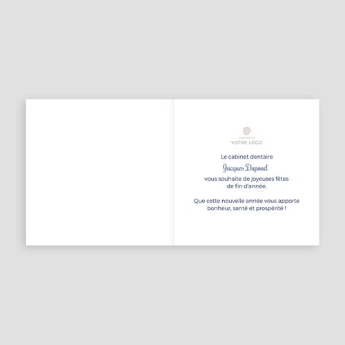 Cartes de Voeux Professionnels - Dentiste 44942 preview