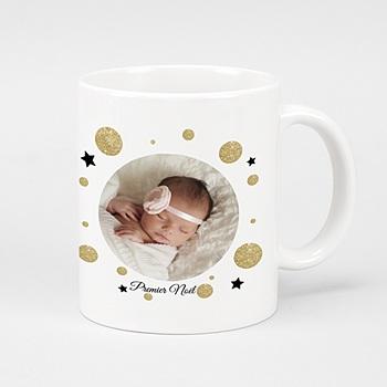 Mug Personnalisé - 1er Noel - 0