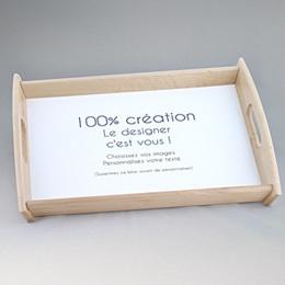 Plateau Cadeaux 100% Créatif