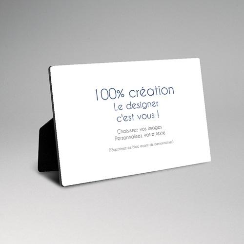 Cadre photo en bois - 100% Créatif 45133