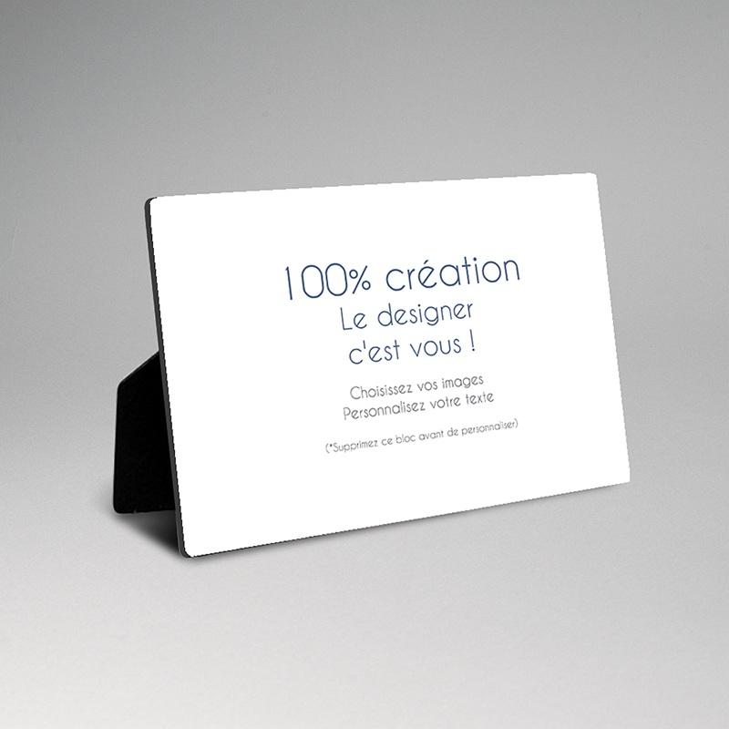 Cadre photo personnalisé 100% Créatif