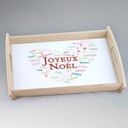 Plateau Cadeaux Amour en signatures