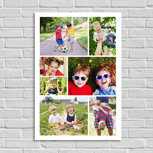 Poster personnalisé - Multiphotos Déco 45225