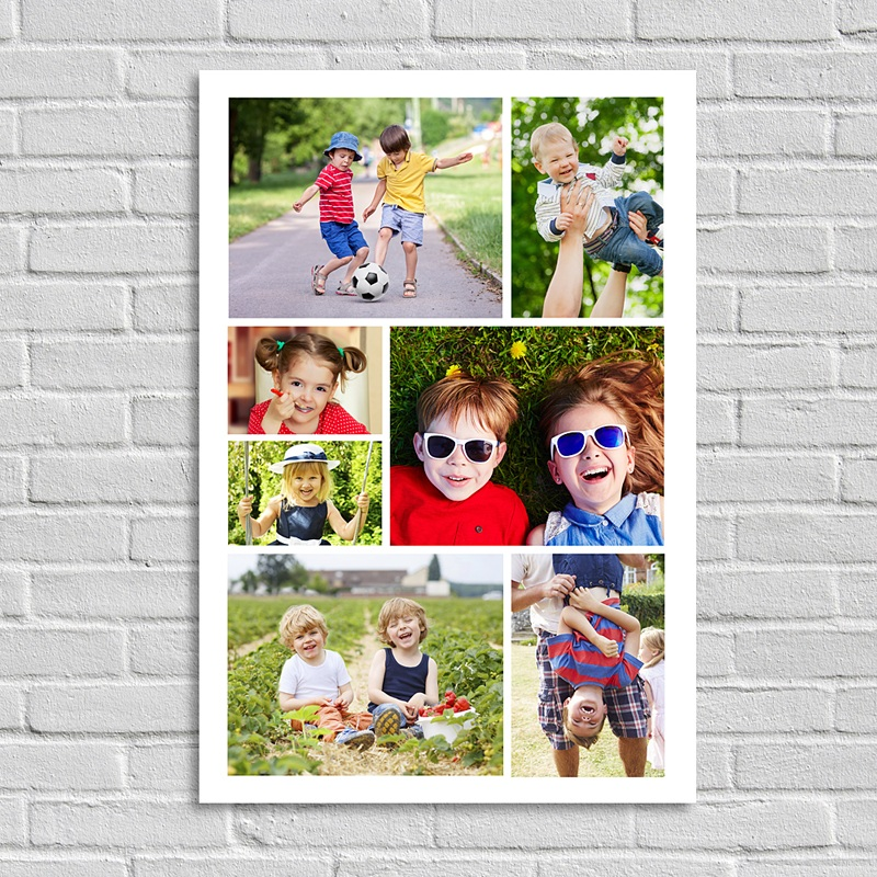 Poster photo Multiphotos Déco