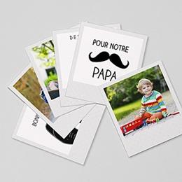 Photo Polaroïd Tirage Photo Viva Papa