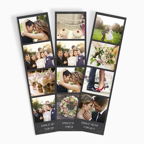 Paulux photo - Ardoise mariage 45334