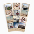 Magnet Photo Tour du Monde, Lot de 3