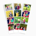 Magnet Photo Blanc Classic, Lot de 3