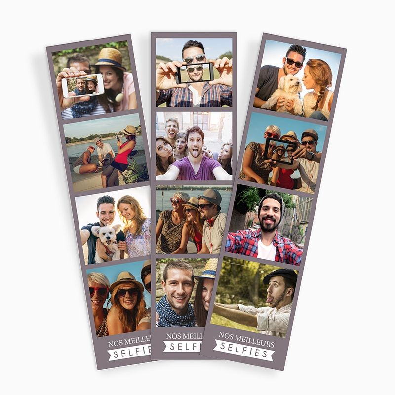 Magnet Photo Selfies, Felfies and Fun, Lot de 3