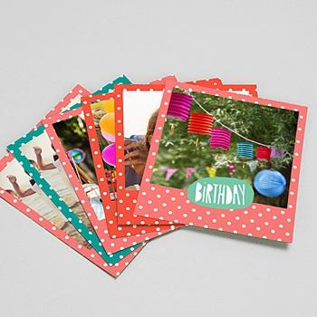 Magnet Photo - Côtillons d'anniversaire - 0