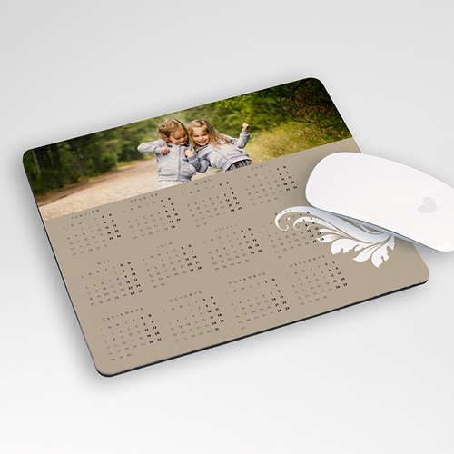 Tapis de souris personnalisé - Style calendrier 45454 thumb