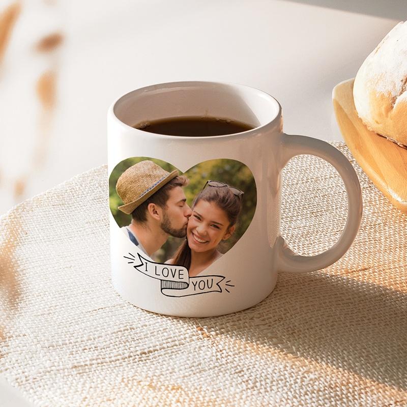 Mug Personnalisé Photo Un amour de Mug