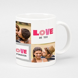 Mug Amour Love de toi