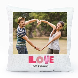 Coussin Amour Lovers