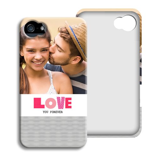 Coque iPhone 4/4S - Call Me 45544