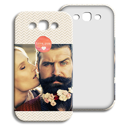 Coque Samsung Galaxy S3 - Call My Valentine - 0