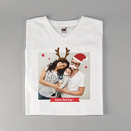 Tee-shirt homme Christmas T