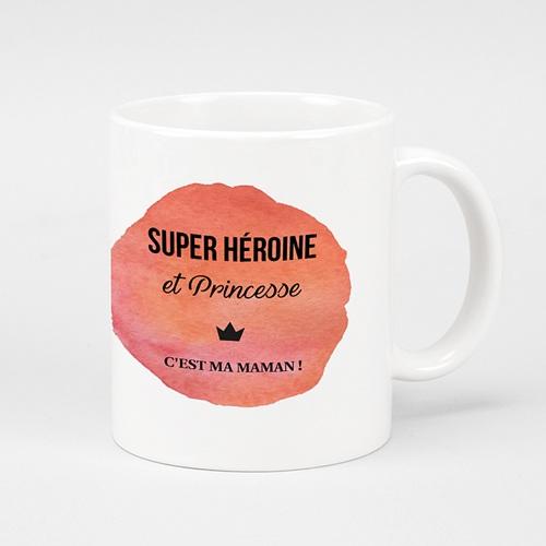 Mug Personnalisé - A l'eau de rose 45660