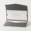 Faire-Part Mariage Traditionnel - Pochette enveloppe 45736 thumb