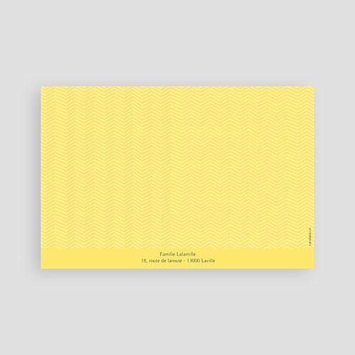 Carte Remerciement Communion Fille Couleur pas cher