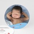 Faire-Part Naissance Fille UNICEF Petit Navire