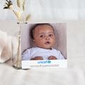 Carte Remerciement Naissance UNICEF Safari du Bonheur pas cher