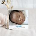Remerciement Naissance UNICEF - Ribambelle d'enfants 46185 thumb