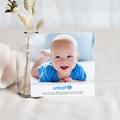 Carte Remerciement Naissance UNICEF Ronde du Monde pas cher