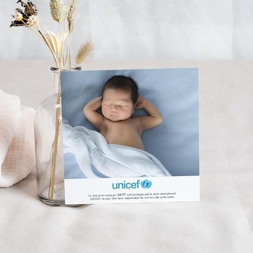 Remerciement Naissance UNICEF - L'été en fête 46229 thumb
