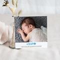 Remerciement Naissance UNICEF Esprit nature pas cher