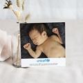 Remerciement Naissance UNICEF Planète bleue pas cher