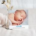 Remerciement Naissance UNICEF - Chevron 46265 thumb