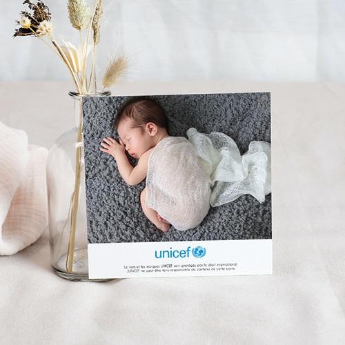 Remerciement Naissance UNICEF - Esprit doux 46286 preview