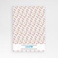 Faire-Part Naissance Jumeaux UNICEF - Passeport Jumelles 46328 thumb