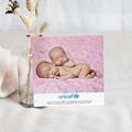 Remerciement Naissance UNICEF - Cigognes, livraison de jumelles 46355 thumb