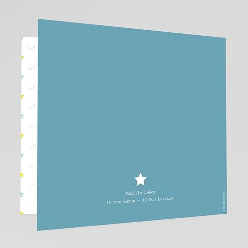Faire-Part Naissance Garçon - Sous une bonne étoile 46475 thumb