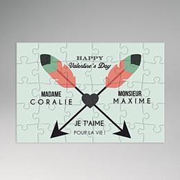 Puzzle Amour Casse-tête d'amour