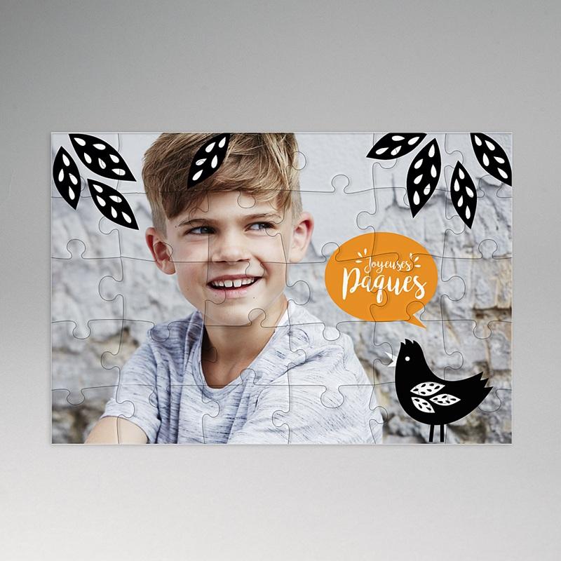 Puzzle Personnalisé Photo Puzzle Pâques