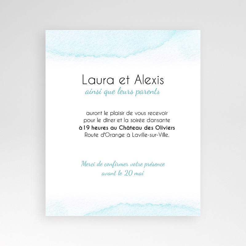 Carte d'invitation Aquae Sextiae