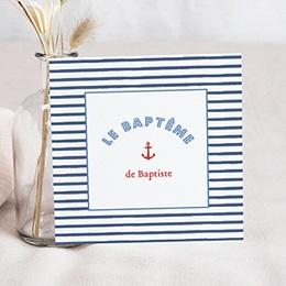 Faire-Part Baptême Moussaillon