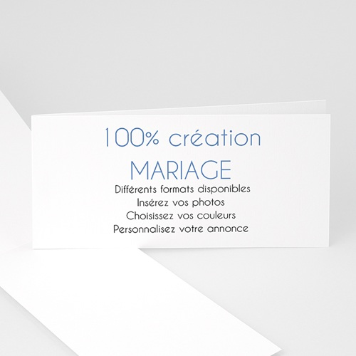 Remerciements Mariage 100% Création - 0 thumb