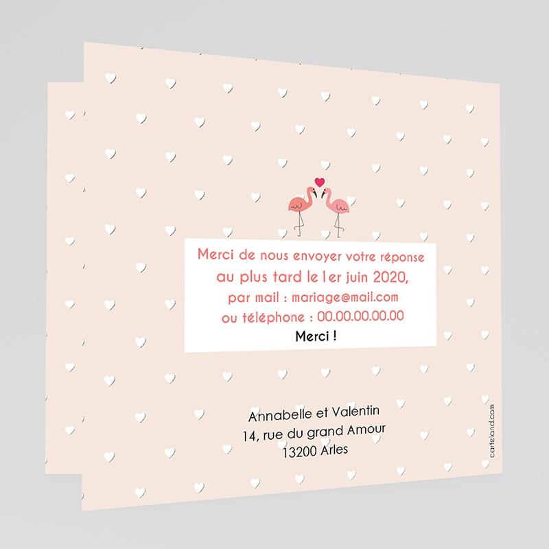 Faire-Part Mariage Camargue gratuit